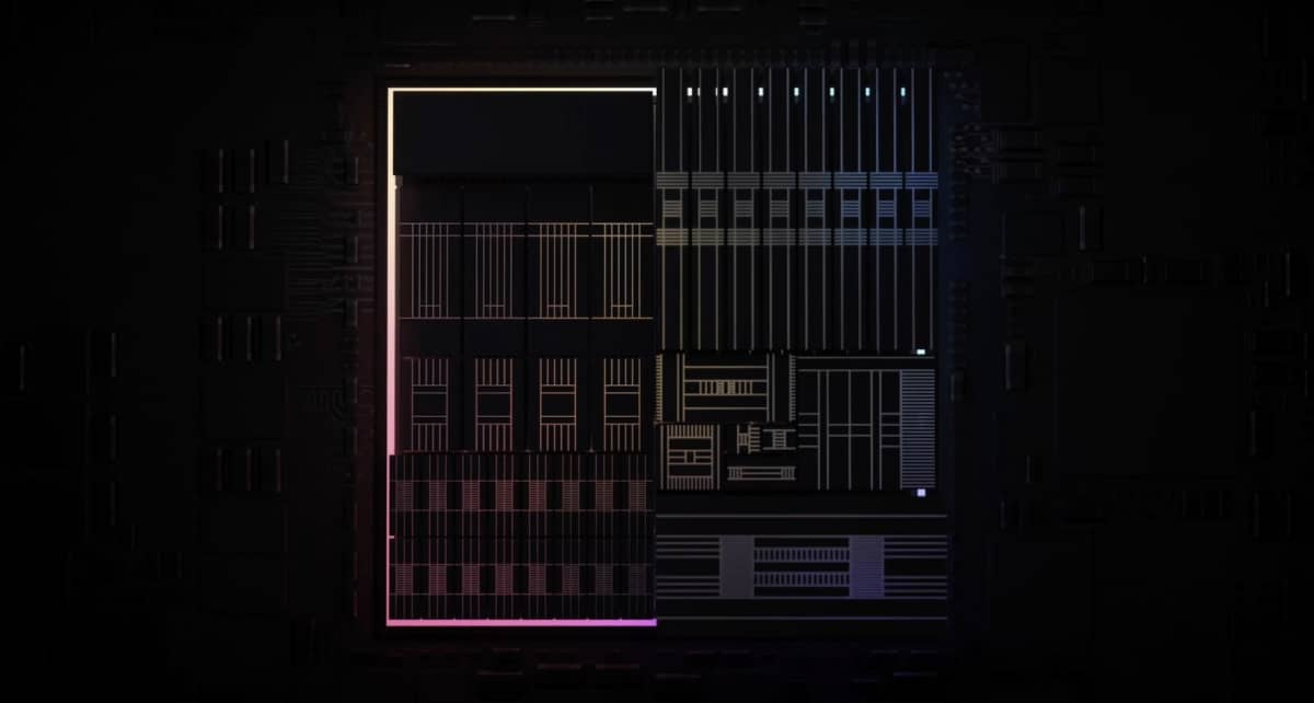processeur apple m2
