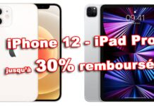 promos iphone 12 ipad pro 30 a21