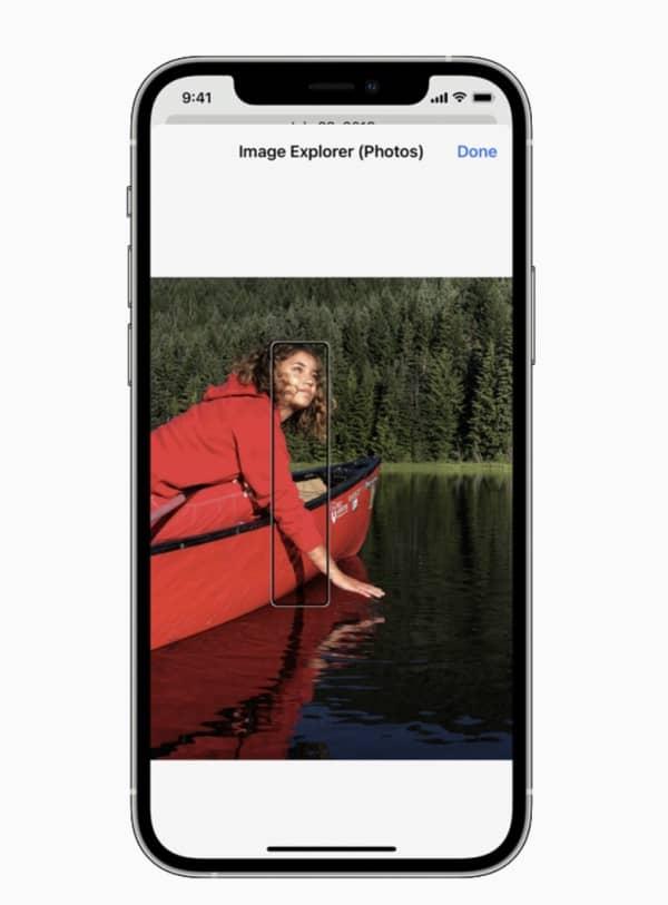 accessibilite apple iphone 3