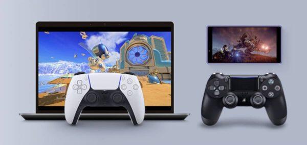 PS Remote Play, DualSense PS5