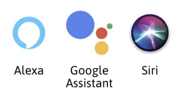 siri alexa google assistant