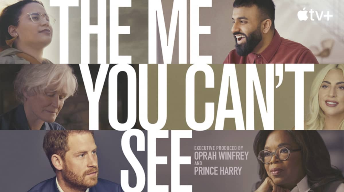 the me you cant see prince harry oprah winfrey