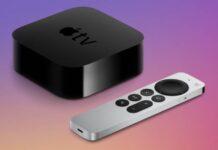 apple tv 4k 2021 deballages