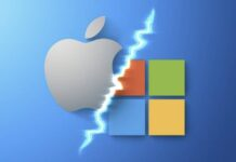apple vs microsoft ra