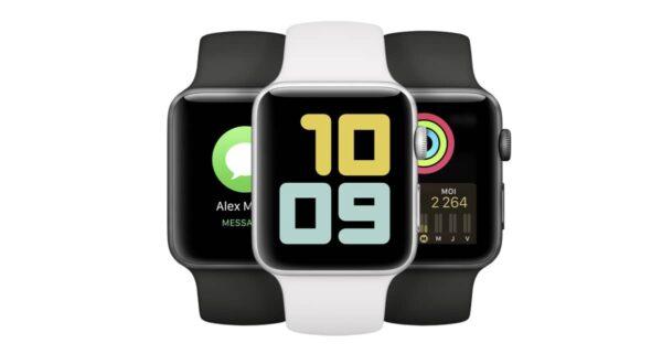 apple watch 3 watchOS 7.4