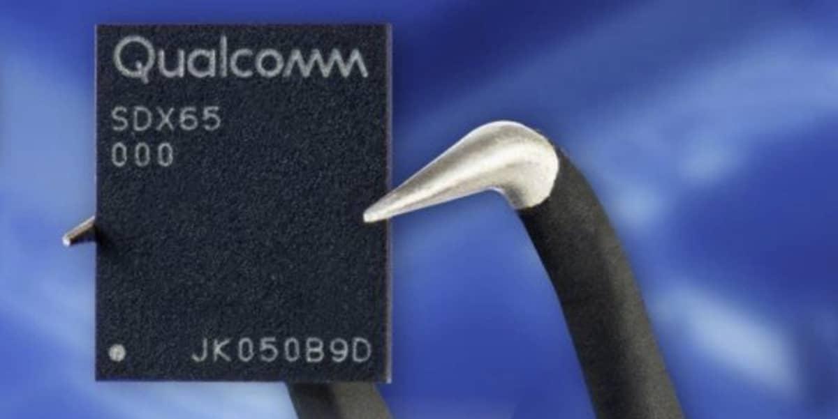 iphone 2022 qualcomm modem snapdragon x65 5g
