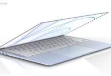 macbook air colore a21