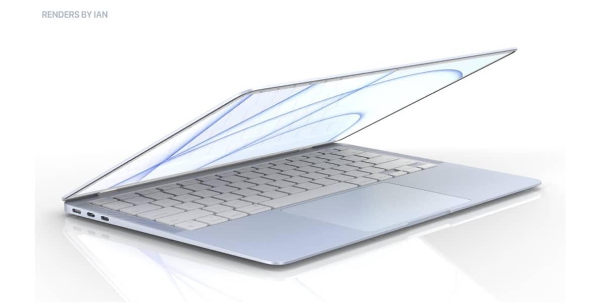 macbook air colore a21