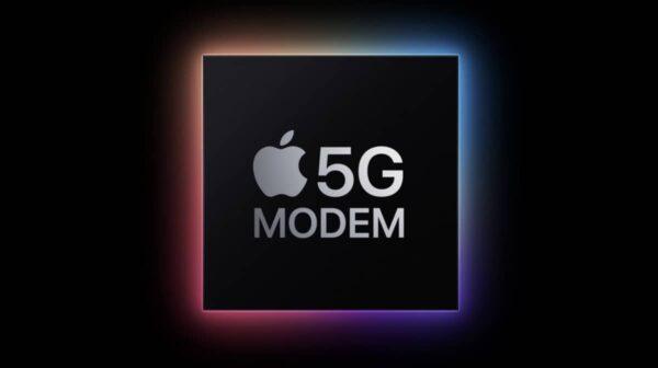 modem 5G Apple, iPhone 5G