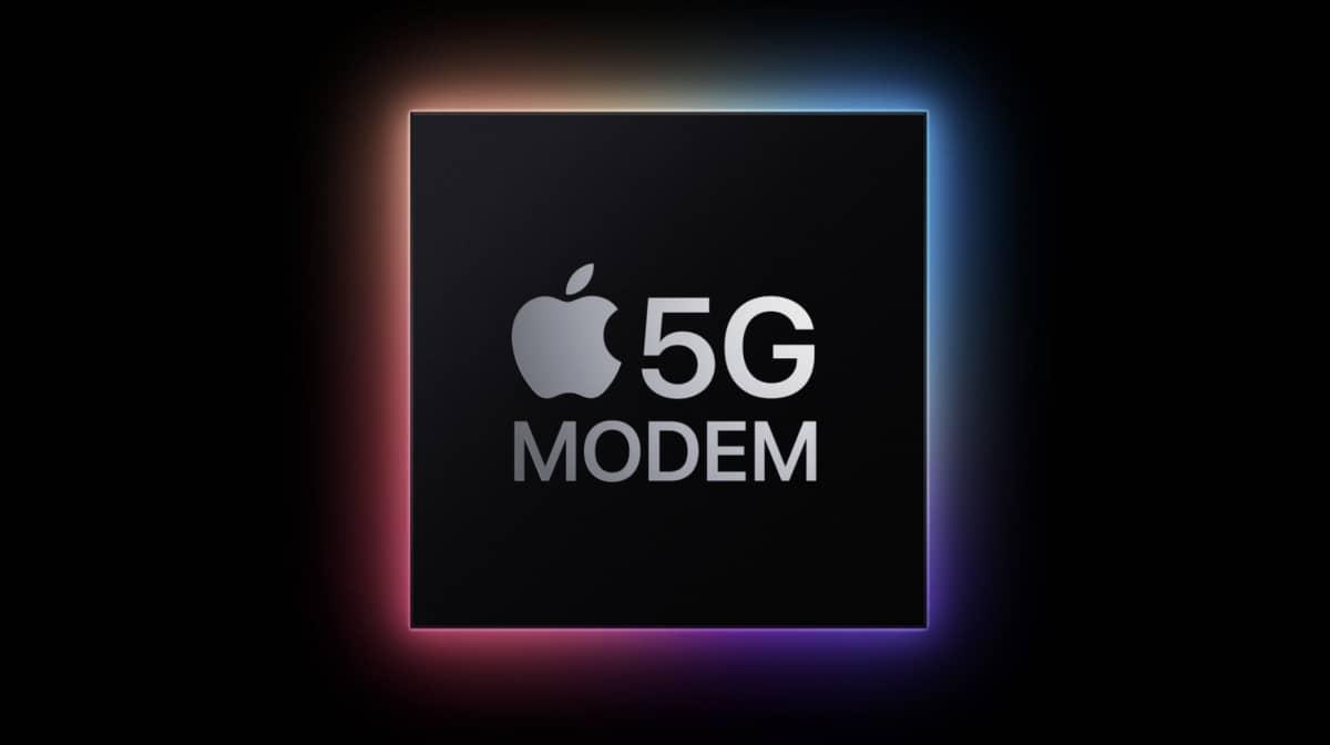modem 5g apple a21