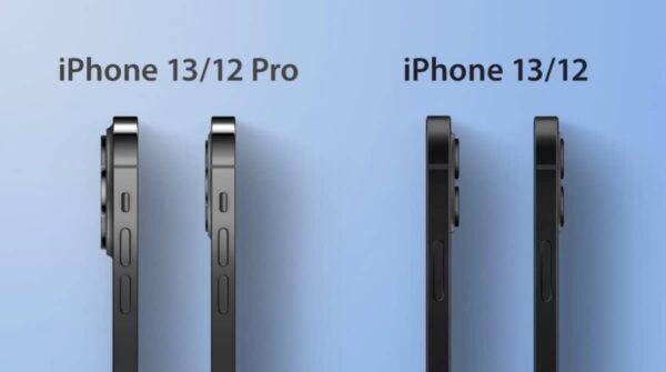 iPhone 13, iPhone 13 Pro, module photo