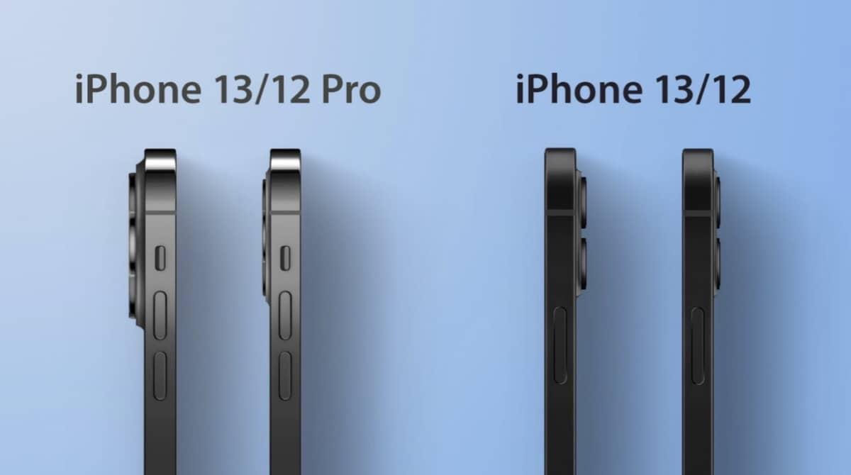 module photo iphone 13 pro
