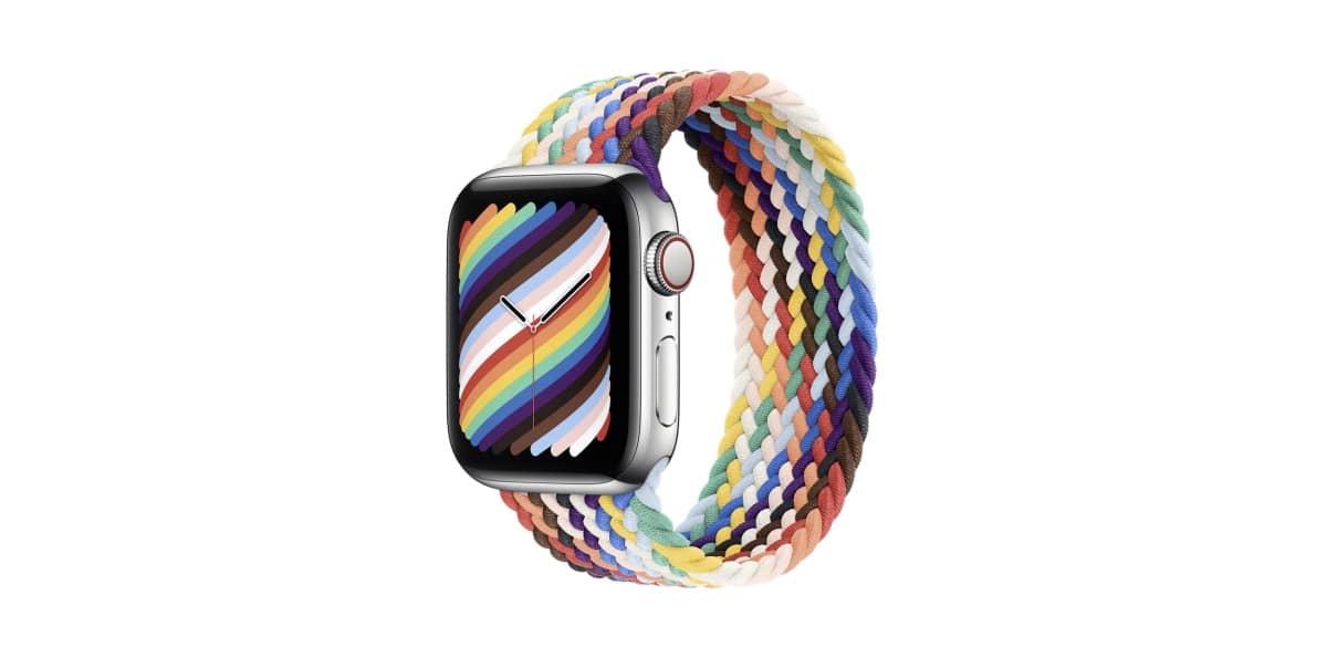 pride edition apple watch 2