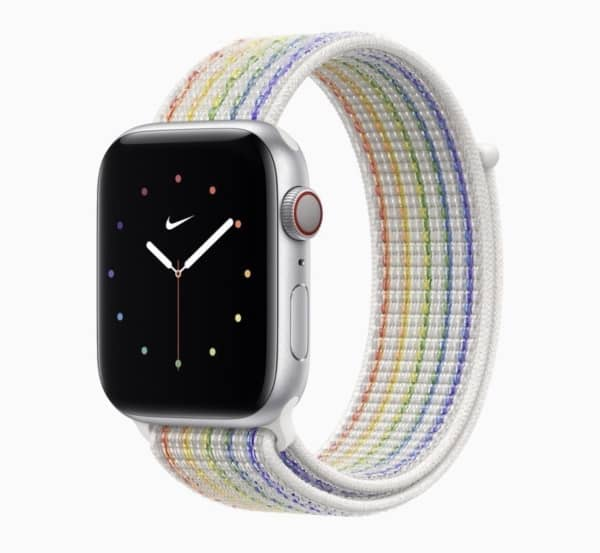 bracelets Pride Edition, Apple Watch