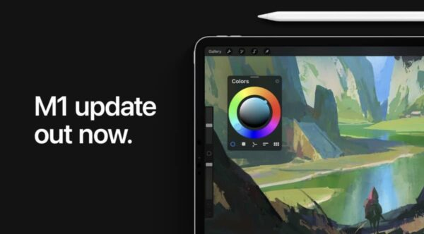 Procreate, iPad Pro M1