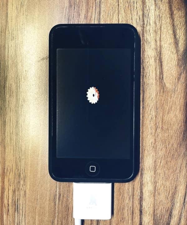 prototype rare premier ipod touch os x