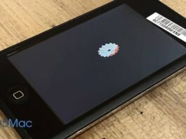 prototype rare premier ipod touch os x 4