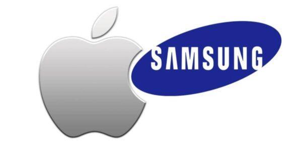Satisfaction client, Samsung, Apple