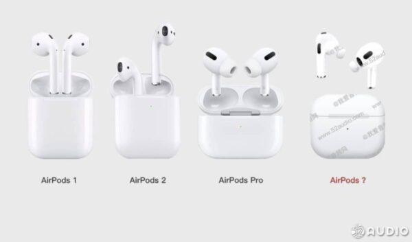 AirPods 3, MacBook Pro 2021