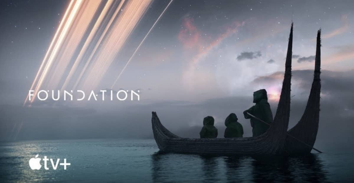 foundation apple tv trailer