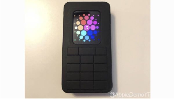 prototype 1ere apple watch