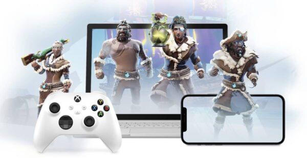 Xbox Cloud Gaming, Microsoft