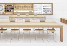apple lg stores