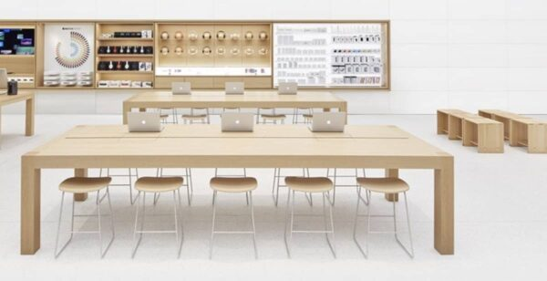 Apple, LG Stores, Corée du Sud
