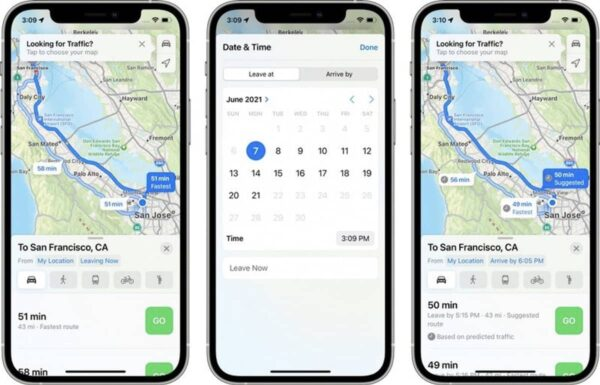 iOS 15, Apple Plans