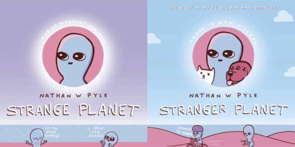 Apple TV+, Strange Planet