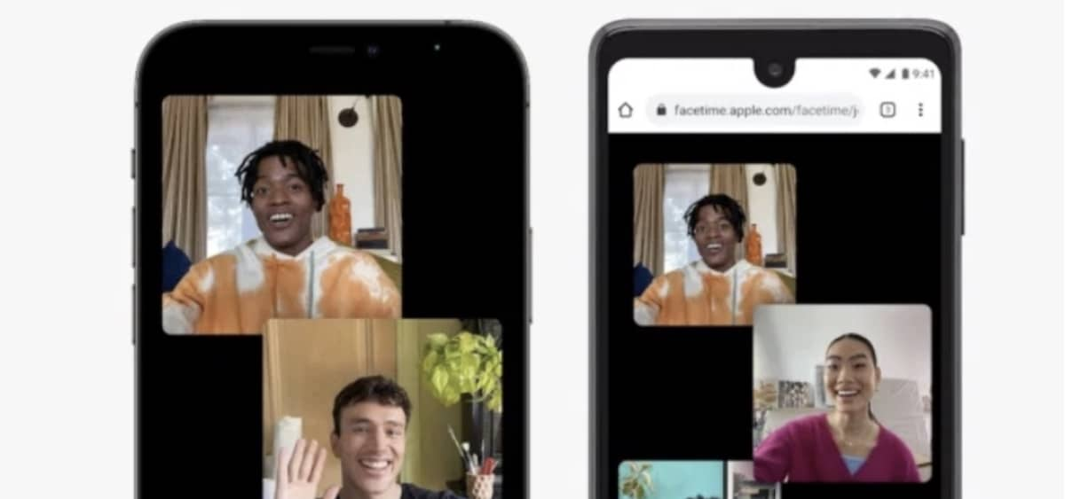 facetime android windows ios 15