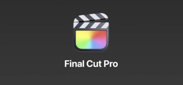 Final Cut Pro, iMovie, Compressor