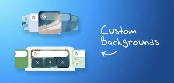 Google, widgets