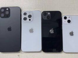 iphone 13 factice