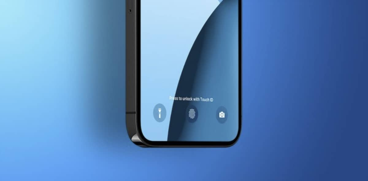 iphone 14 2022 touch id