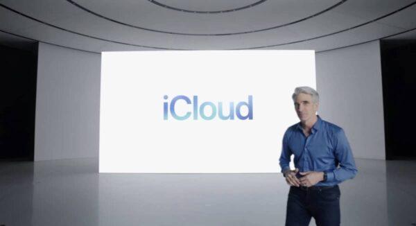 iCloud, iCloud Apple, services cloud Google