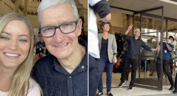 Tim Cook, Apple Tower Theatre, Los Angeles