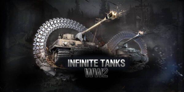 Infinite Tanks WWII, jeu iPad, jeu iOS