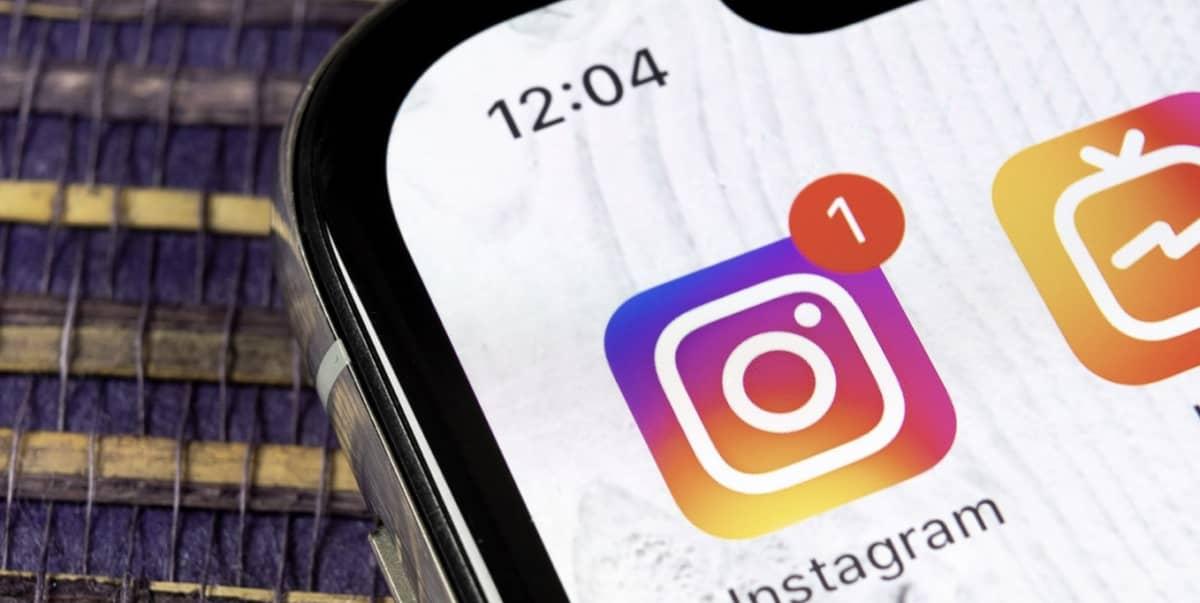 instagram lien partage ios