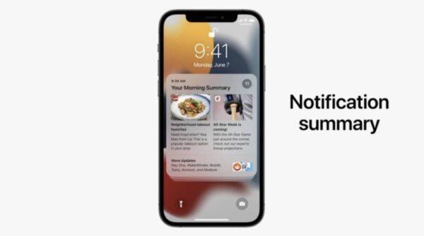 ios 15 resume notifications