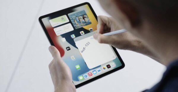 iPad écrans OLED