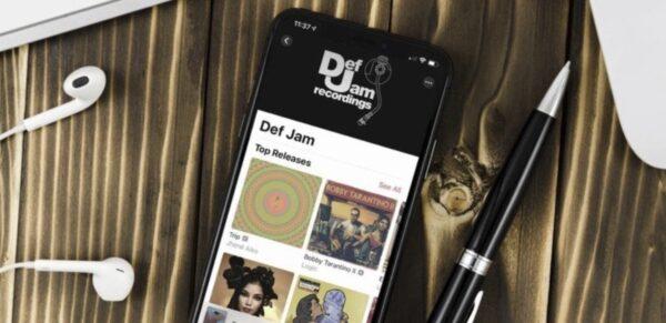 maisons de disques, Apple Music