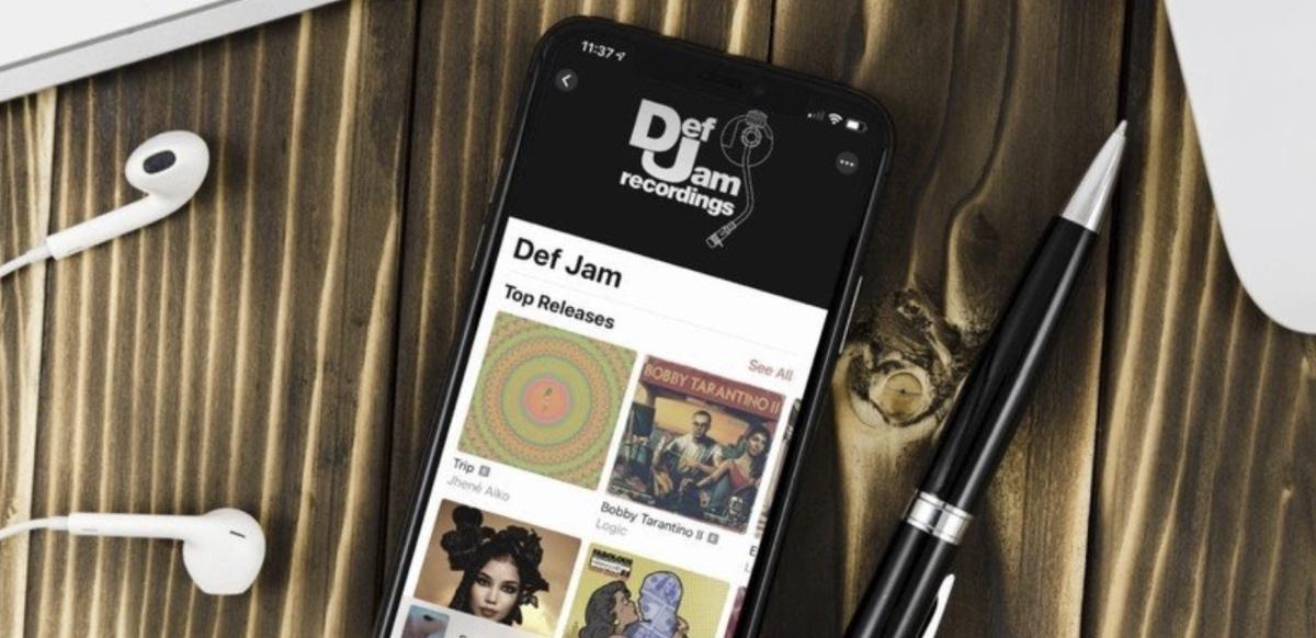 labels musique apple j21