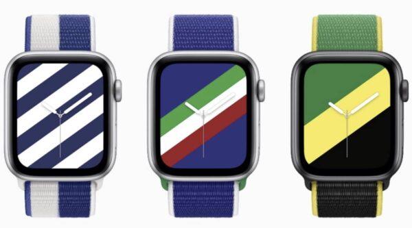 bracelets Apple Watch, bracelets International Collection