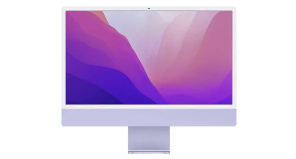 fonds d'écran, macOS Monterey