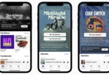 podcasts apple abos