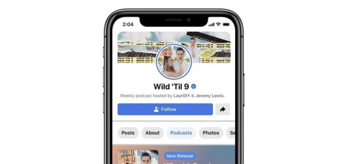 podcasts facebook