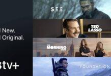 prochaines sorties apple tv plus j21