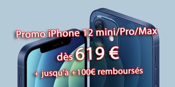 iPhone 12, iPhone 12 Pro, promo iPhone 12, bon plan iPhone 12 Pro Max, iPhone 12 pas cher