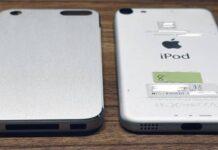 prototype ipod touch cinquieme generation 2